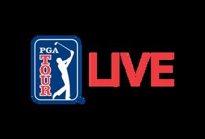 PGA Tour LIVE logo