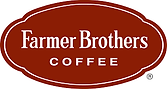 Farmer Brothers coffee logo in the ClubBuy GPO procurement service