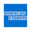 American Express logo in the ClubBuy GPO procurement service