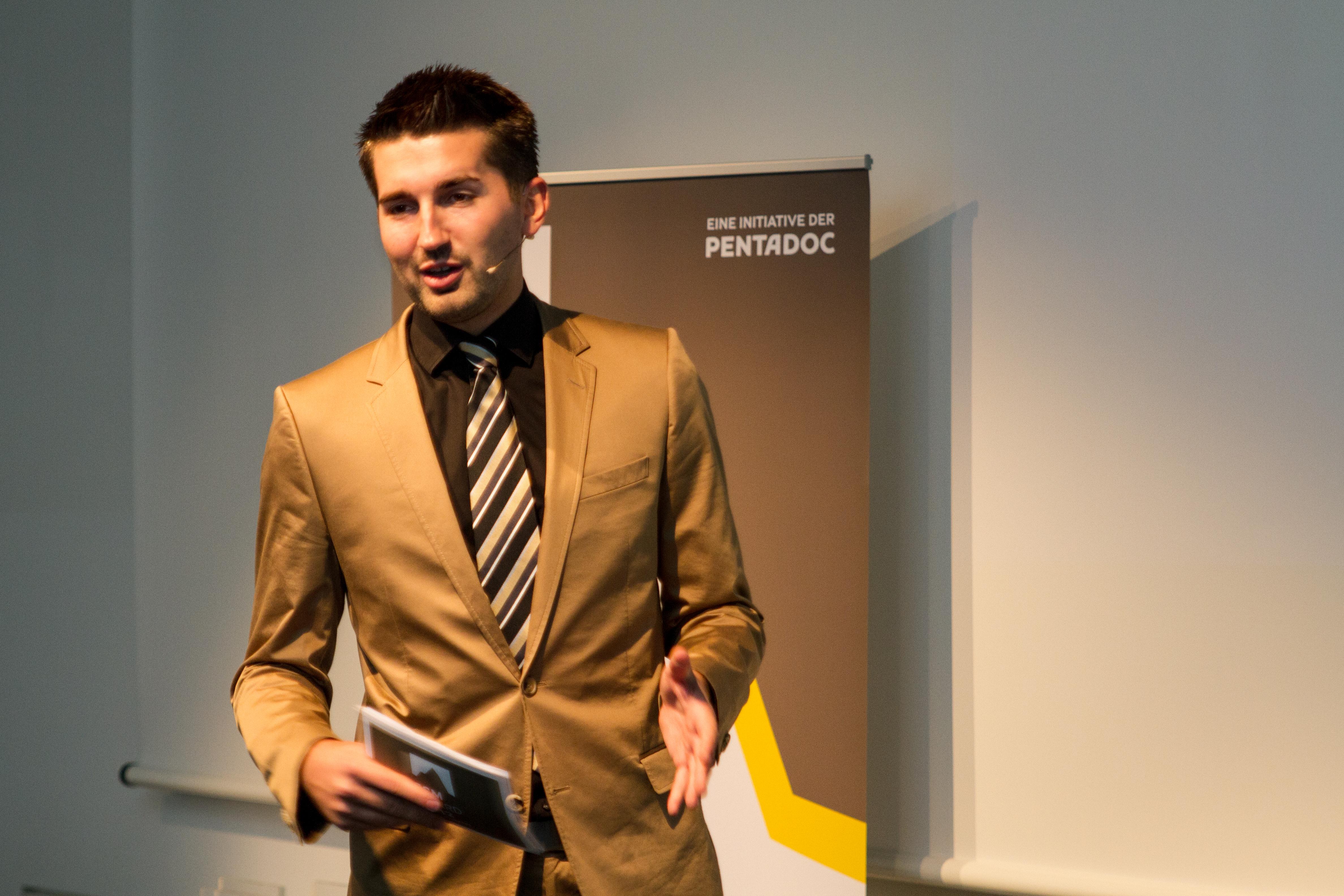 Peter Fedor - Eventmoderator