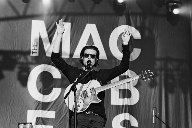 Orlando Weeks, The Maccabees