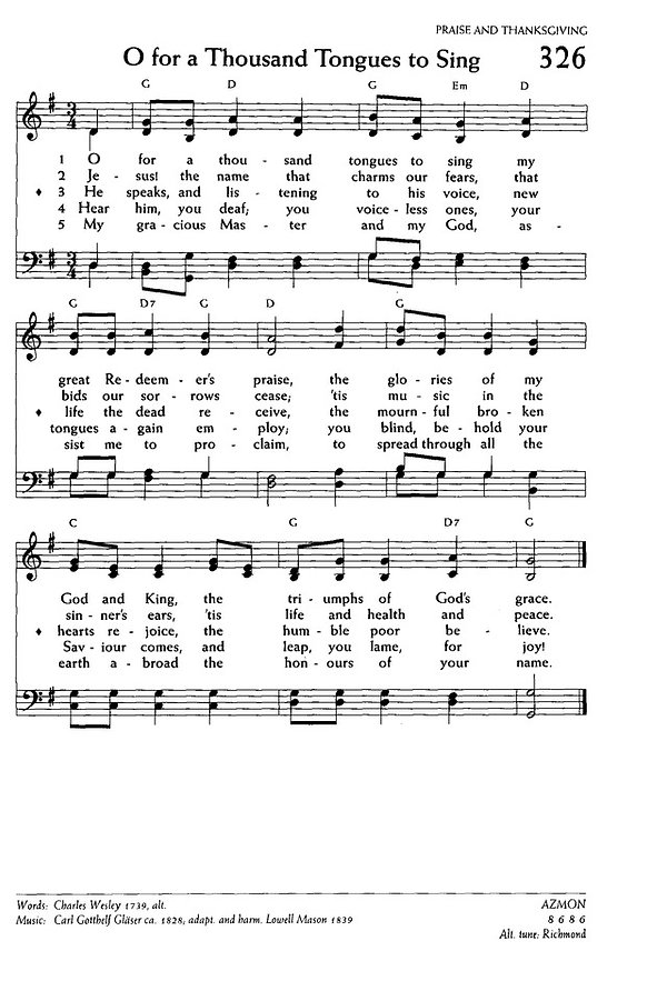 O For a Thousand Tongues to Sing.jpg