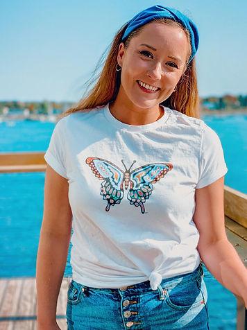 Sarah HIers Design Butterfly T-shirt.jpg