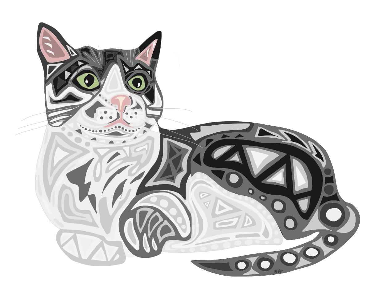 cleo chloe cat