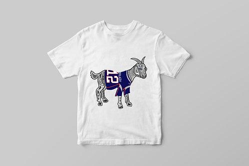 Tom Brady GOAT Youth T-shirt