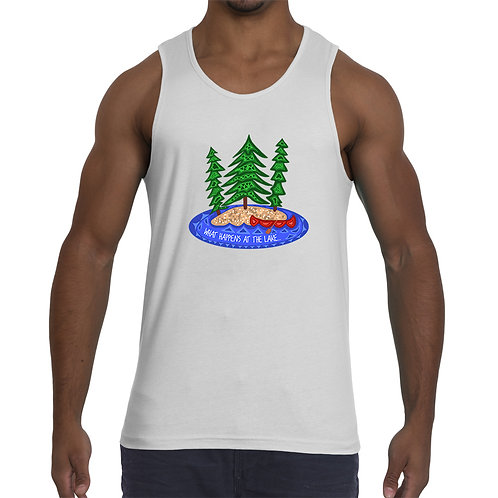 What Happens At The Lake Jersey Tank