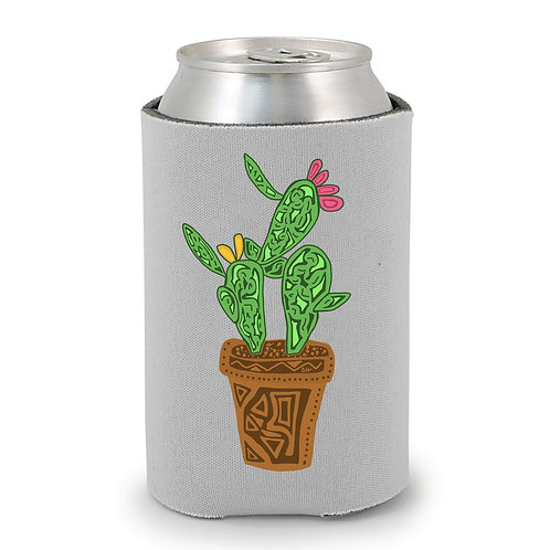 Can't Touch This Cactus Can Holder