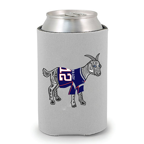 New England VS Everyone GOAT Can Holder