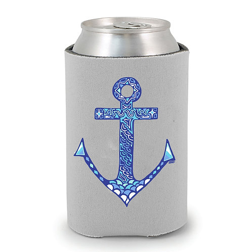 Seas the Day Anchor Can Holder