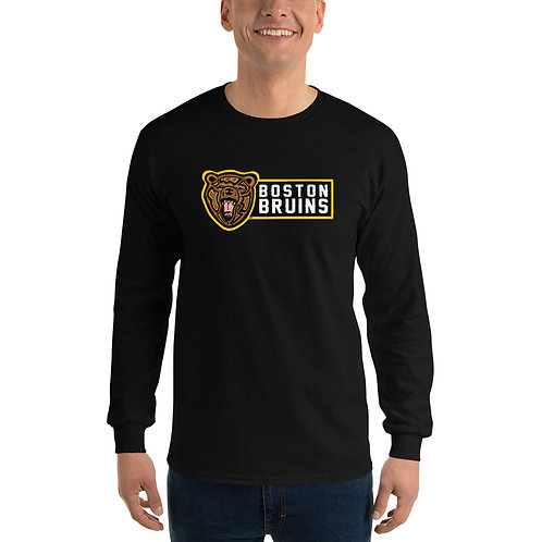 Boston Bruins Long Sleeve Shirt