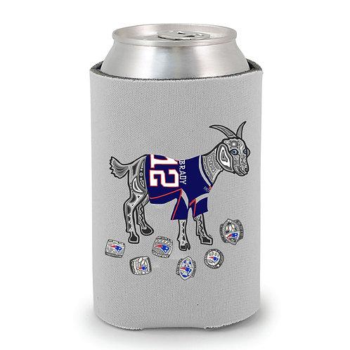 Tom Brady GOAT Superbowl Rings Can Holder