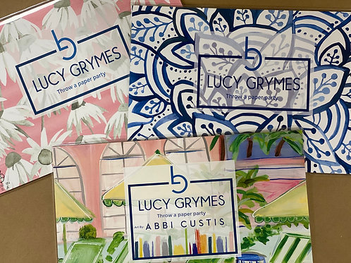 Lucy Grymes Placemats