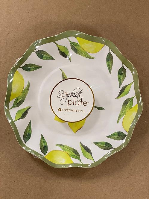 Lemon Appetizer Bowls