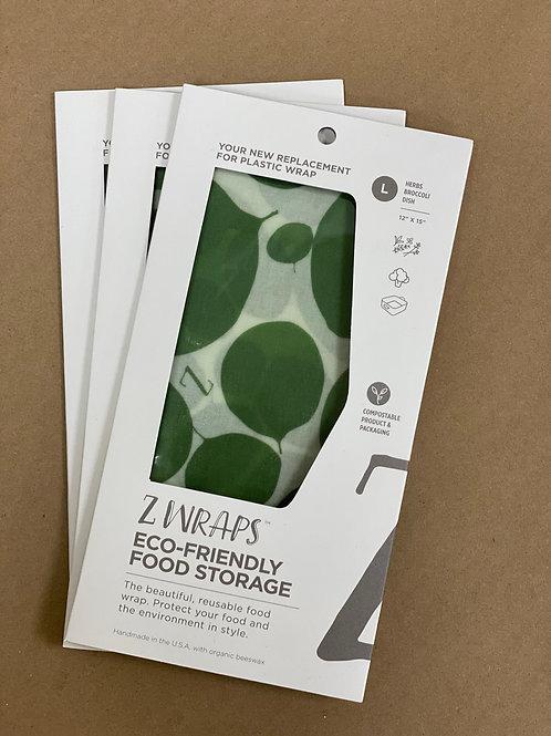 Z Wraps Large