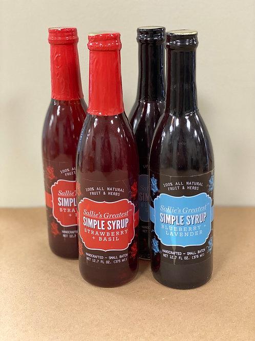 Sallie's Greatest Simple Syrup