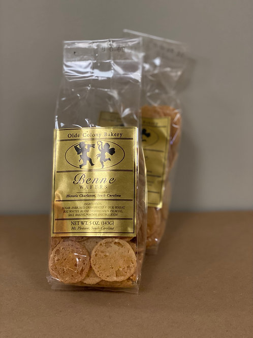 Olde Colony Benne Wafers