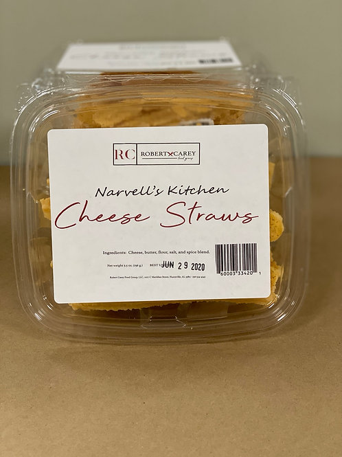 Narvell's Cheese Straws