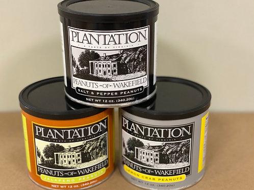 Plantation Peanuts