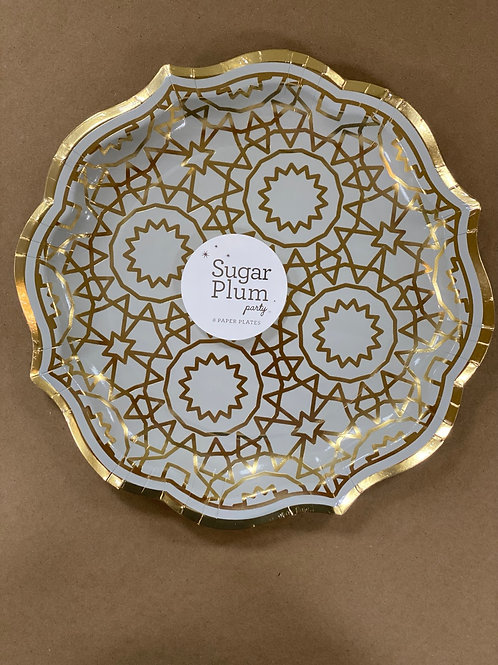 Geometric Plates