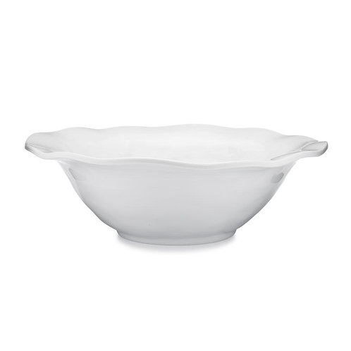 Ruffle Round Serving Bowl