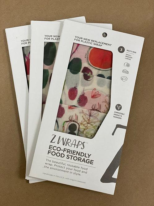 Z Wraps 3 Pack