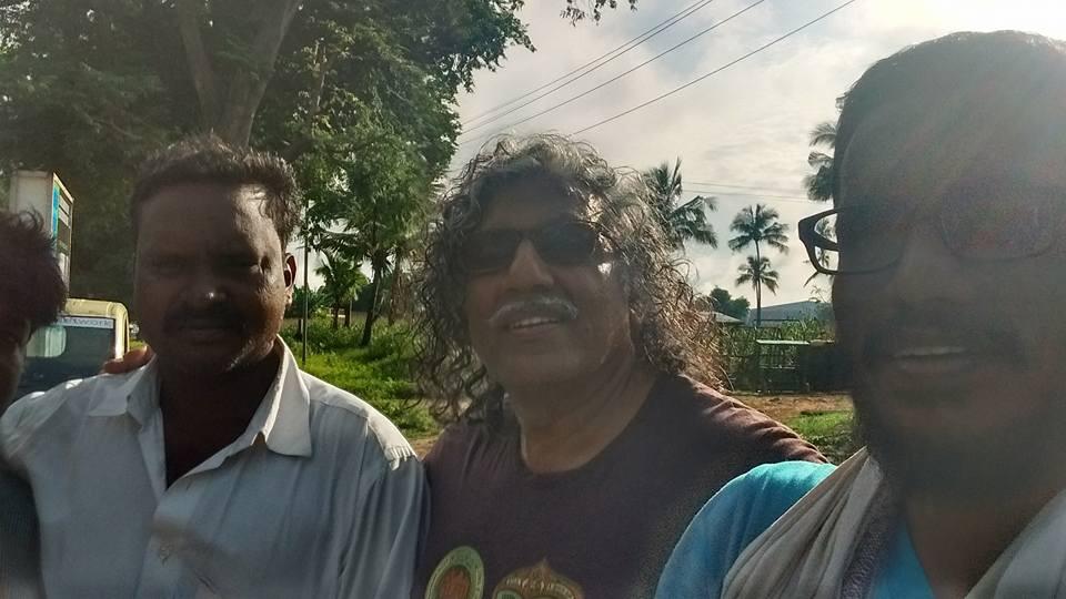 gopushgo, Cotton Farmer, Pushpanath Krishnamurthy