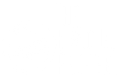 The EWOC Project LOGO BW Landscape White