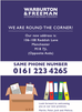 WE HAVE MOVED PREMISES