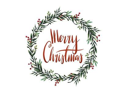 12월 25일 크리스마스 휴진안내