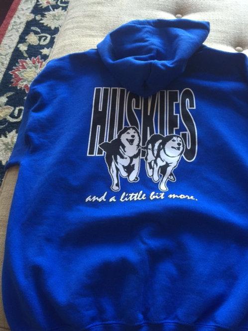 Royal Huskies Hoodie
