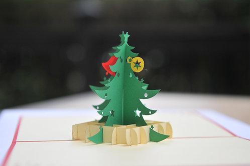Italian Christmas Tree (Buon Natale)