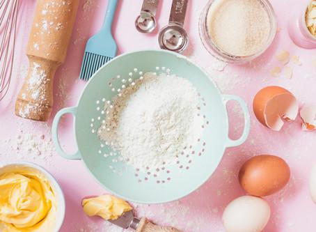 guia sobre farinhas sem glúten para iniciantes