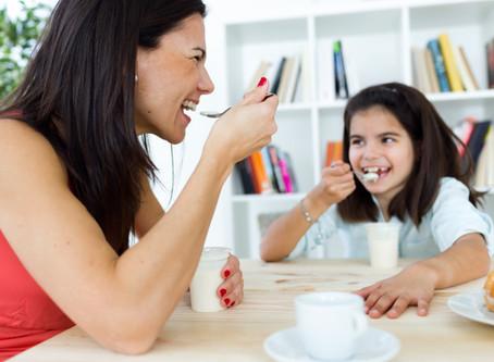 a importância do café da manhã + video de pastinhas
