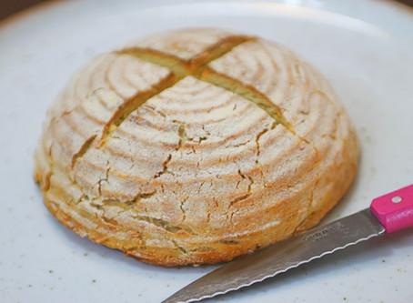 o pãozinho de batata doce sem glúten