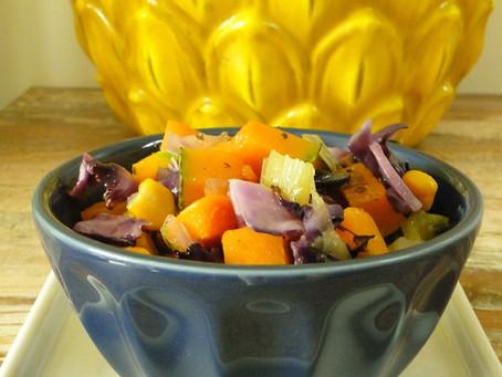 um jeitinho para você comer mais vegetais