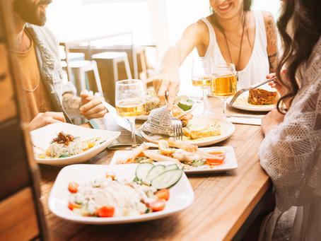 como escolher seu prato em restaurantes