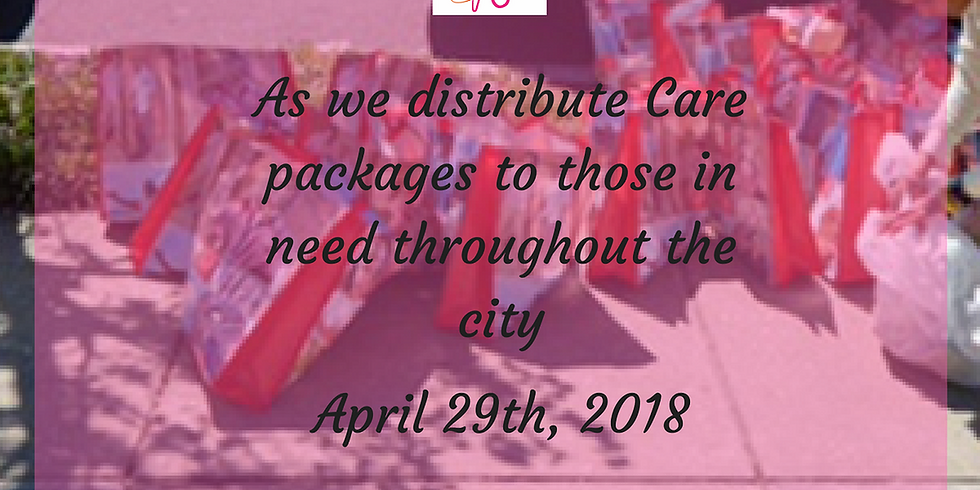 Care Package Distribution