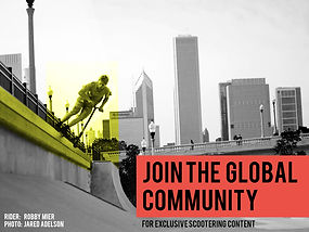 Join The Global Community - Robby Mier P