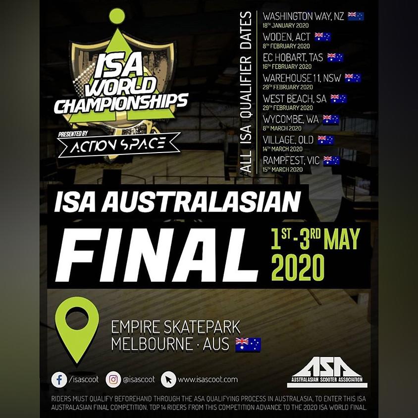 ISA Australasian Final