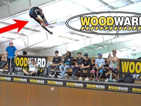 (245) First Ever Vert Contest Highlights   Woodward West