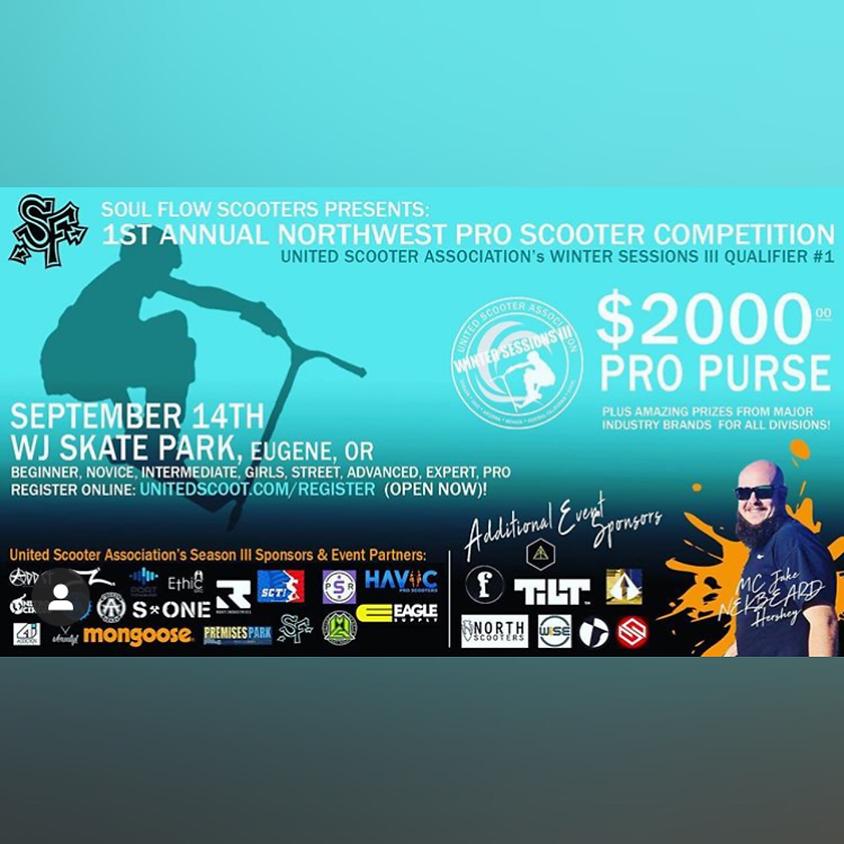 Soul Flow | Northwest Pro Scooter Competition - OREGON