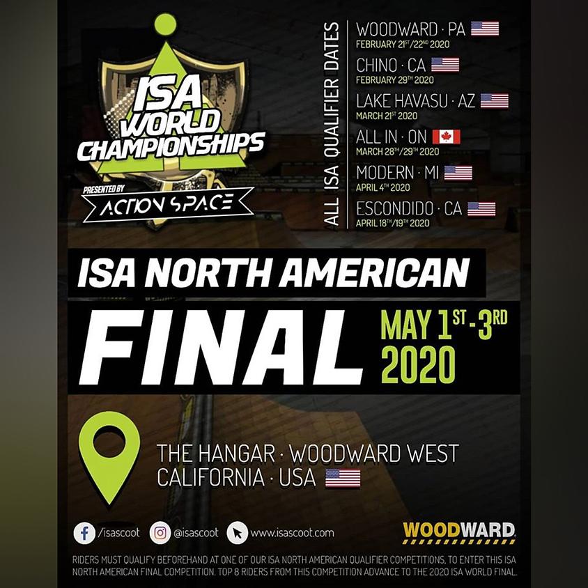 ISA North American Final