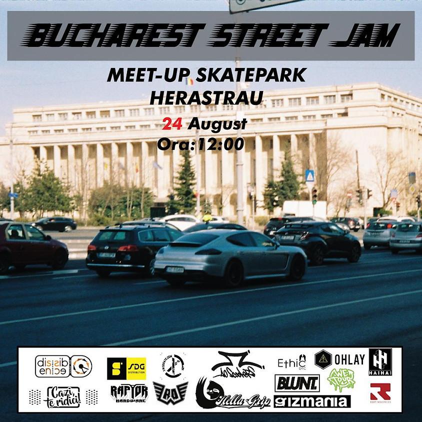 Bucharest Street Jam | 2019