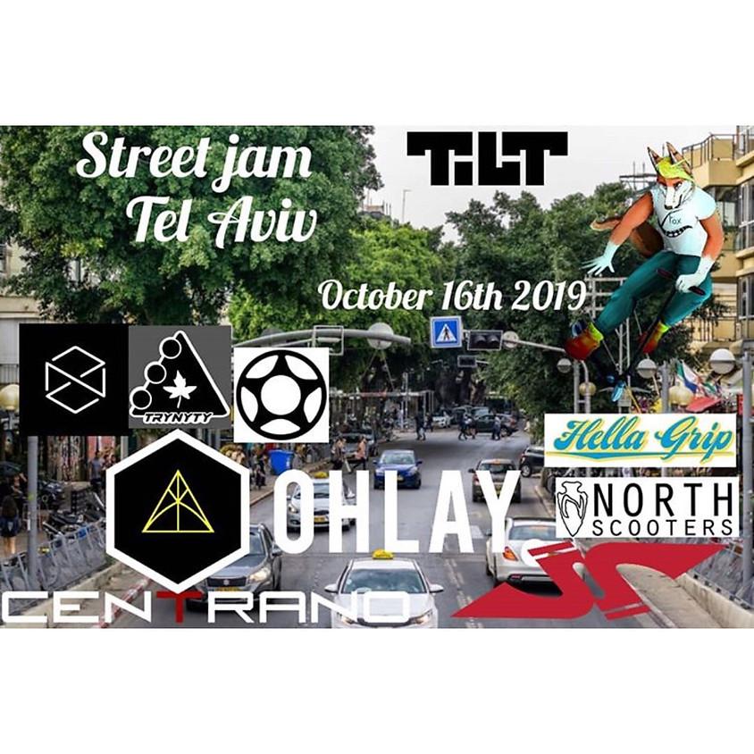 Tel Aviv Street Jam
