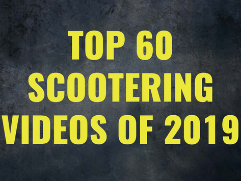 (433) Top 60 Scootering Videos of 2019