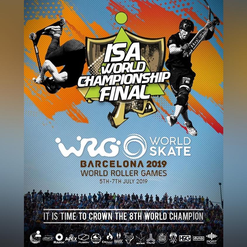 ISA World Final - Barcelona, Spain