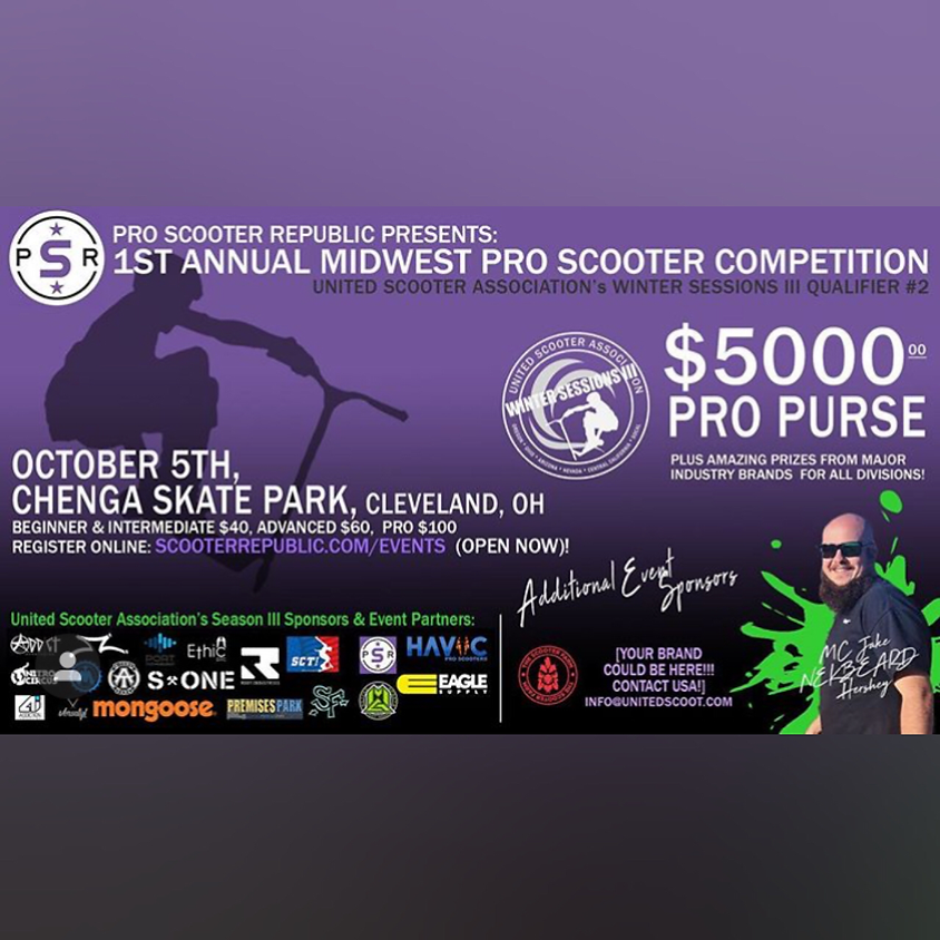 Chenga World Competition   By Pro Scooter Republic