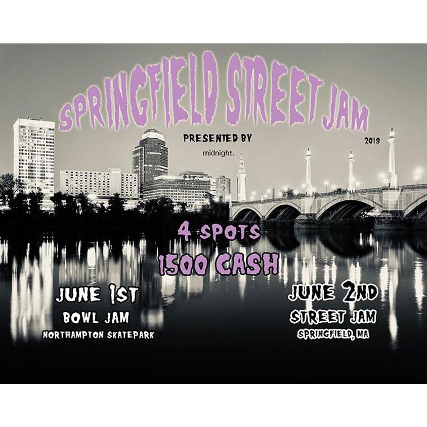 Springfield Street Jam