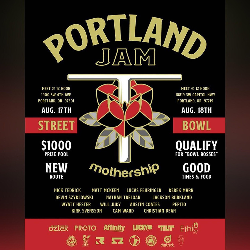 Portland Street & Bowl Jam