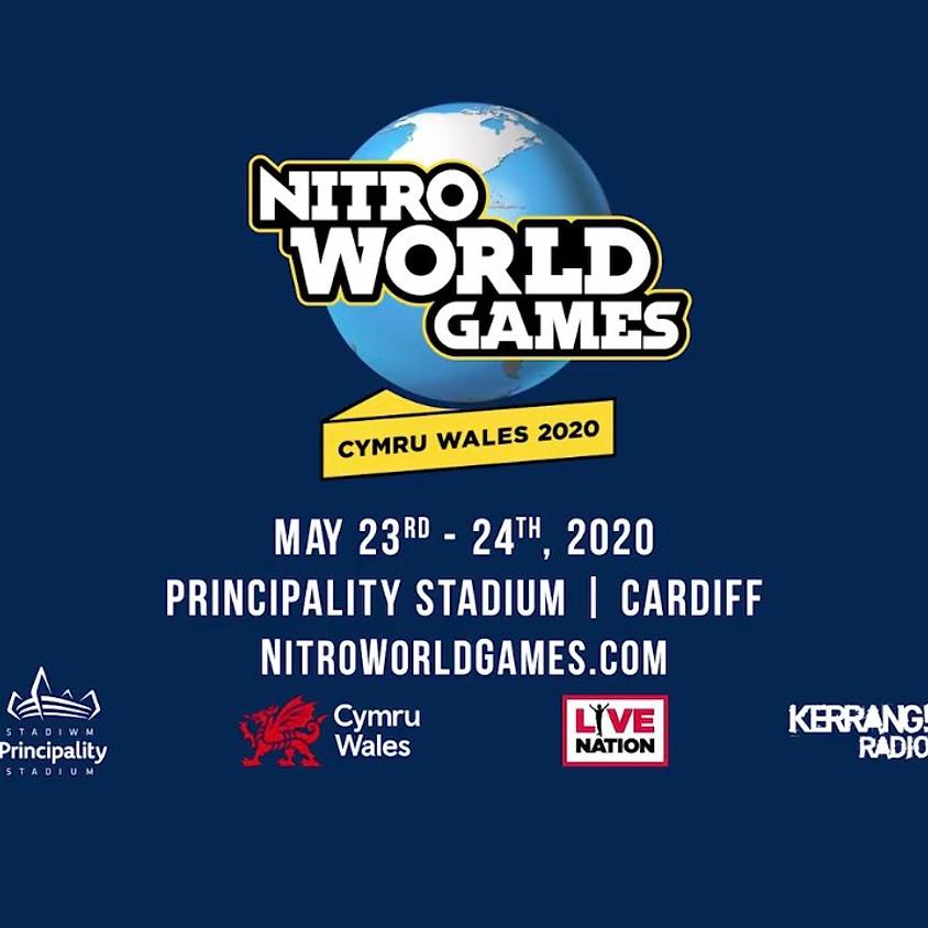Nitro World Games   Wales, England 2020